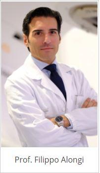 Filippo Alongi - direttore Radioterapia Oncologica