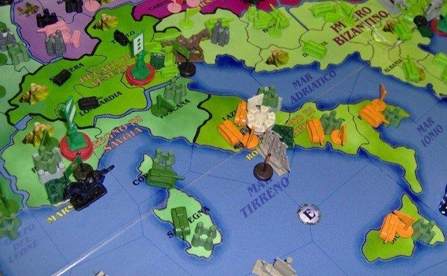 Zone o aree di lavoro assegnate ad un ISF