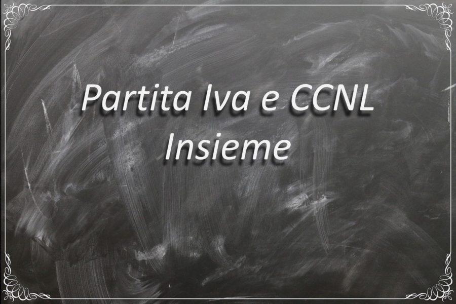 Contratto CCNL e Partita Iva possono coesistere?