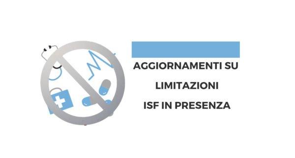 Accessi degli ISF presso le Strutture Sanitarie – Fotografiamo lo status